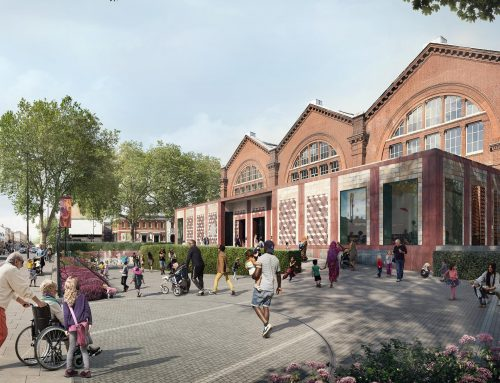 The search for a contractor to carry out the De Matos Ryan-designed upgrade of the V&A Museum of Childhood in east London is set to start early next year.